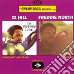 The brand new..... - zz hill cd musicale di Zz hill & freddie north