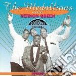 Speedin' - cd musicale di Medallions feat. vernon green