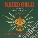 Radio Gold Vol.3 cd musicale di Artisti Vari
