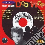 Old town doo wop vol.5 - cd musicale di Cleftones/solitaires/sharps &