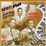 Drifting & dreaming - brown charles cd musicale di Charles brown & johnny moore
