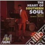 Heart southern soul vol.2 - cd musicale di K.anderson/l.brown & o.