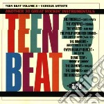 Teen beat 3 - cd musicale di Ventures/champs & o.
