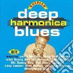 Deep harmonica blues - cd musicale di S.b.williamson/l.sonny/s.harpo