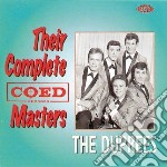 Duprees - Their Complete Coed Masters cd musicale di Duprees The