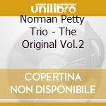 Norman Petty Trio - The Original Vol.2 cd musicale di Norman petty trio