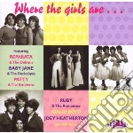 Where the girls are... - cd musicale di Artisti Vari
