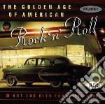 Golden age american r'n'r - cd musicale di Artisti Vari