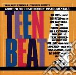 Teen beat vol.4 - cd musicale di Artisti Vari