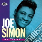 Mr.shout - simon joe cd musicale di Simon Joe