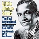 Live in new orleans - scott jimmy cd musicale di Little jimmy scott & p.gayten