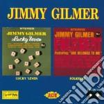Lucky'leven/folkbeat - fireballs cd musicale di Gilmer Jimmy