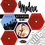 Modern vocal groups vol.1 - cd musicale di Flairs/robins