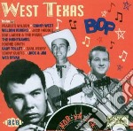 West Texas Bop cd musicale di P.wilson/s.west & o.