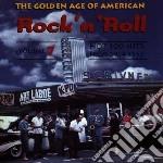Gold.age americ.r'n'r v.7 - cd musicale di Artisti Vari