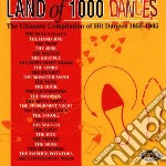 Land Of 1000 Dances cd musicale di H.jive/swim/jerk & o.