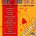 Land of 1000 dances - cd musicale di H.jive/swim/jerk & o.