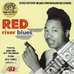 Red river blues cd musicale di Artisti Vari