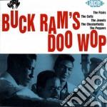 Buck ram's doo wop - cd musicale di The flairs/the jewel & o.