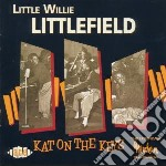 Kat on the keys - cd musicale di Little willie littlefield
