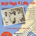 Wop Ding A Ling cd musicale di Artisti Vari