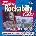 Bayou Rockabilly Cats cd musicale di Artisti Vari