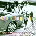 Where the girls are vol.3 - cd musicale di Etta james/barbara carr & o.