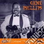 Swinging the blues - cd musicale di Phillips Gene