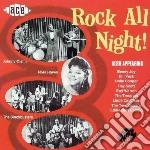Rock all night! - cd musicale di J.olenn/n.hayes/r.scott & o.