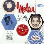 Modern vocal groups - cd musicale di J.belvin/cliques/p.anka & o.