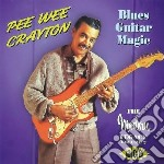 Blues guitar magic cd musicale di Pee wee Crayton