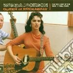 Queen of rockabilly - jackson wanda cd musicale di Wanda Jackson