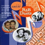 Great R&b Duets cd musicale di I.&t.turner/huey & jerry & o.