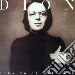 Dion - Born To Be With You/streetheart cd musicale di DION