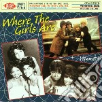Where The Girls Are 4 cd musicale di P.labelle/c.shaw/t.lynn & o.