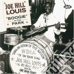 Boogie in the park cd musicale di Louis hill joe