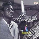 The monument years - alexander arthur cd musicale di Arthur Alexander