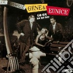 Go on ko ko mo! - cd musicale di Gene & eunice