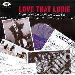 The louie louie files cd musicale di Re R.berry/sonics/p.