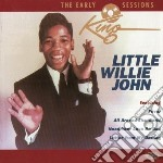 The early king sessions cd musicale di Little willie john
