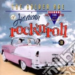 Golden age am. rock&roll cd musicale di Artisti Vari