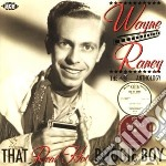 That real hot boogie woo. cd musicale di Rainey Wayne