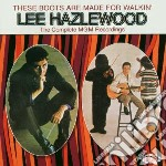 THESE BOOTS ARE MADE FOR WALKIN' cd musicale di HAZLEWOOD LEE