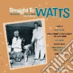 Central avenue sc.'51-'54 cd musicale di Straight to watts