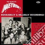 Complete meteor rockabilly & hillbilly r cd musicale di Artisti Vari