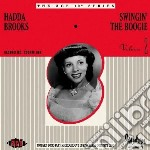 Swingin'the boogie vol. 2 cd musicale di Brooks Hadda