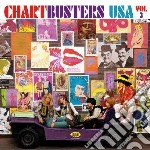 Chartbusters usa vol.3 cd musicale di M.gaye/w.pickett/che