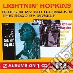 Blues in my bottle & ... cd musicale di Lightnin' Hopkins