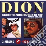 RETURN OF/FIRE IN THE NIGHT cd musicale di DION