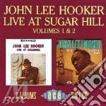 Live at sugar hill v.1-2 cd musicale di John lee hooker